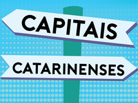 Capitais Catarinenses